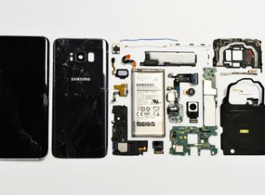 Réparation de téléphones portables